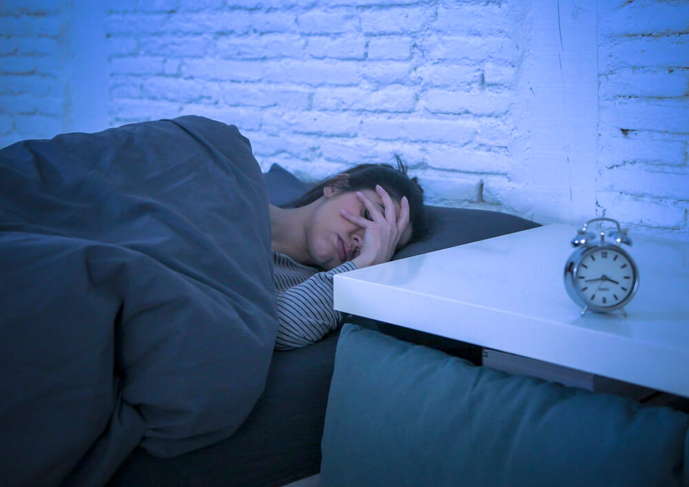 Insomnia, symptoms and treatment in clinics - Dr. Vorobjev