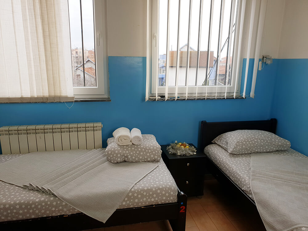 accommodation for patients of Dr. Vorobiev