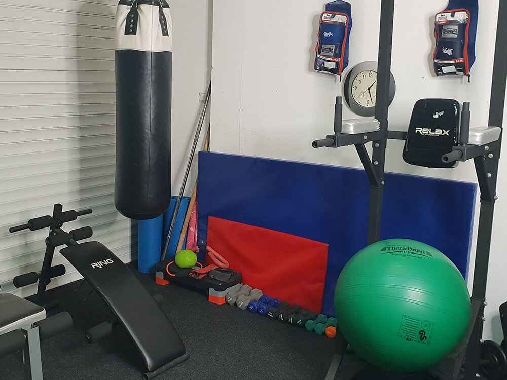 gym dr vorobjev clinic