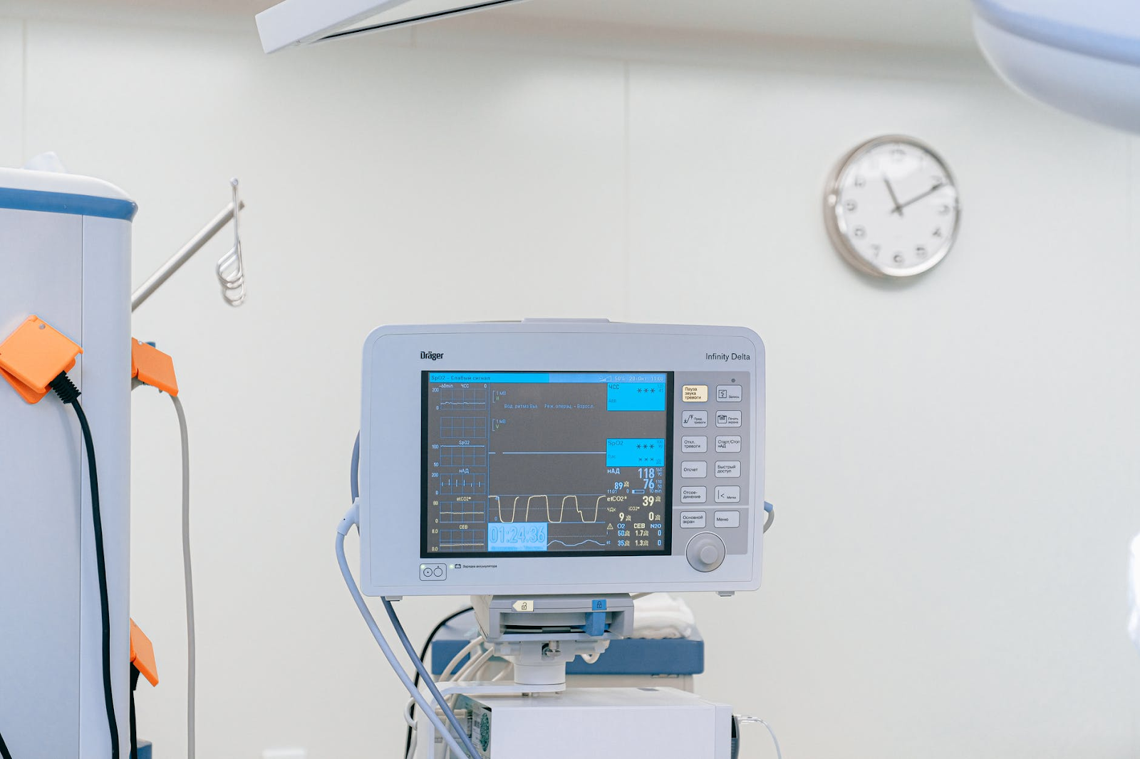 Patients are supervised during detoxification procedures to ensure their safety