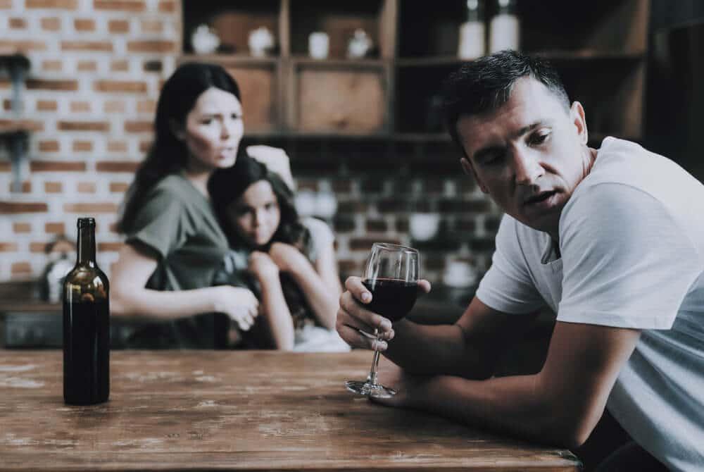 Alkoholizam u porodici