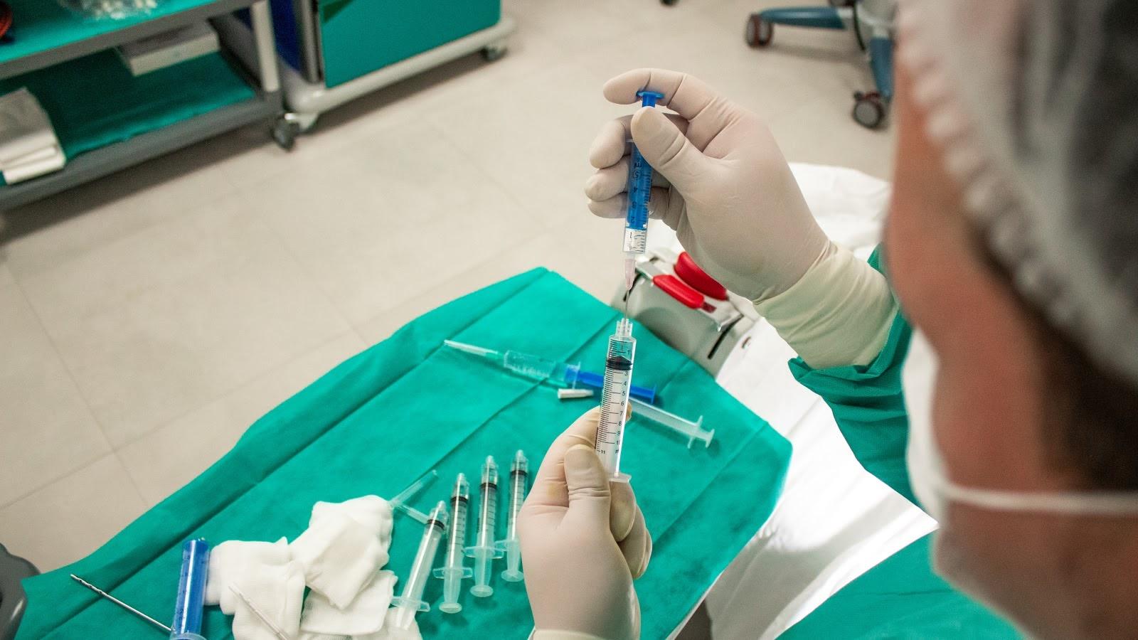 Detoksikacija u medicinskoj ustanovi.